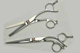 Kamisori Black Diamond Shears Set